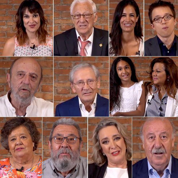 Mensajeros por la paz: Día Nacional de los Abuelos 26 de julio