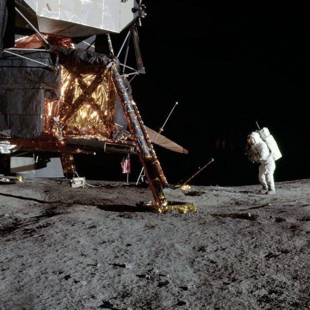 La NASA publica nuevas panorámicas de las misiones Apolo en la Luna