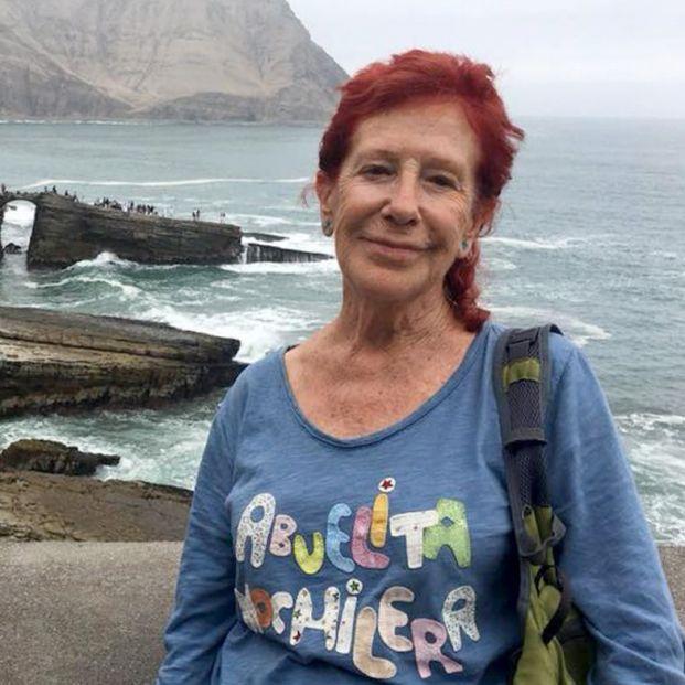 """Viajar con la """"abuelita mochilera"""" es posible"""