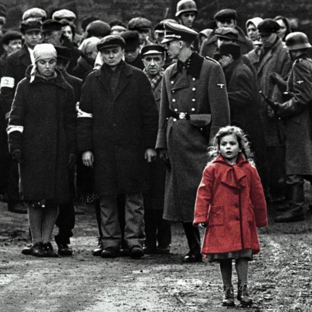 Escena de 'La Lista de Schindler' (1993) (Universal)