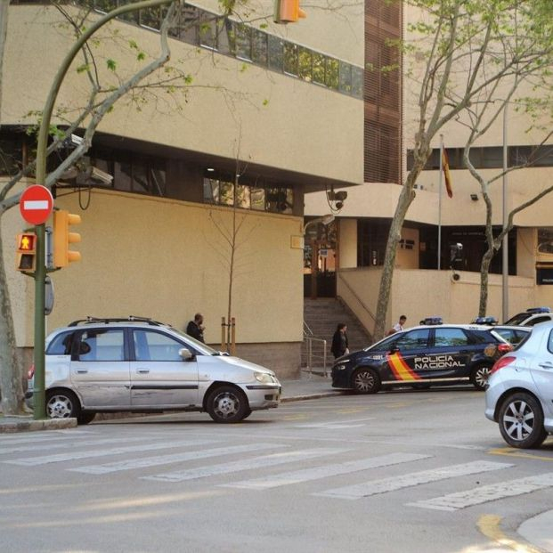 Jefatura de la Policía Nacional en Palma de Mallorca