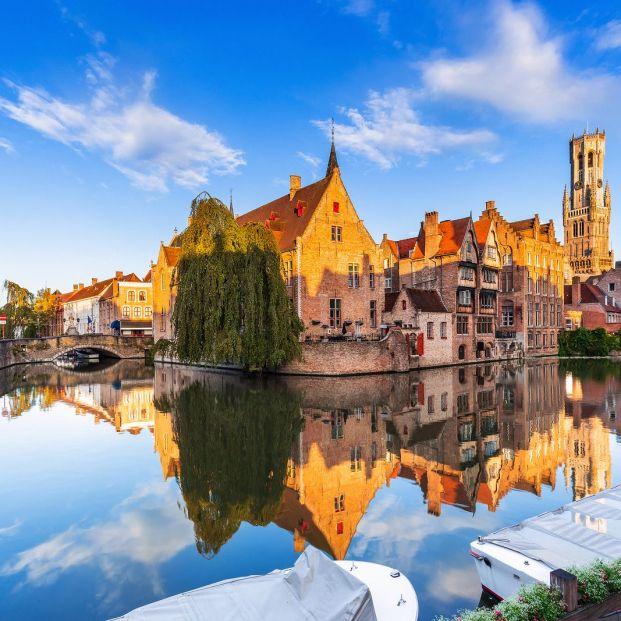 Déjate seducir por Brujas la ciudad más conocida de Bélgica