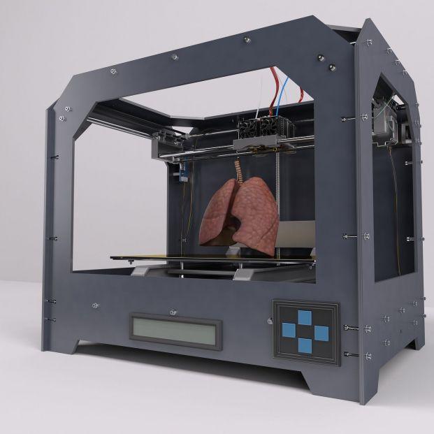 La impresión 3D en cirugía torácica mejora la planificación y optimiza el tiempo de las operaciones