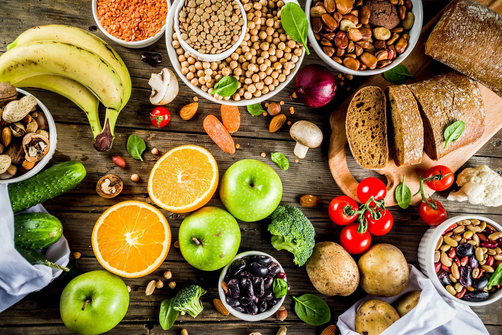 Cuales son los alimentos con proteinas para adelgazar 10 kilos