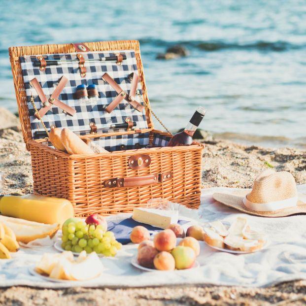 No cometas estos errores cuando lleves comida a la playa