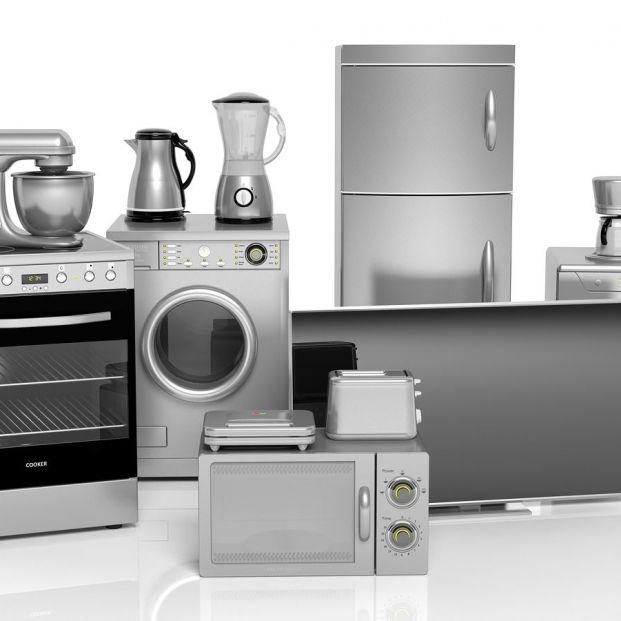 Limpiar electrodomésticos de acero inoxidable