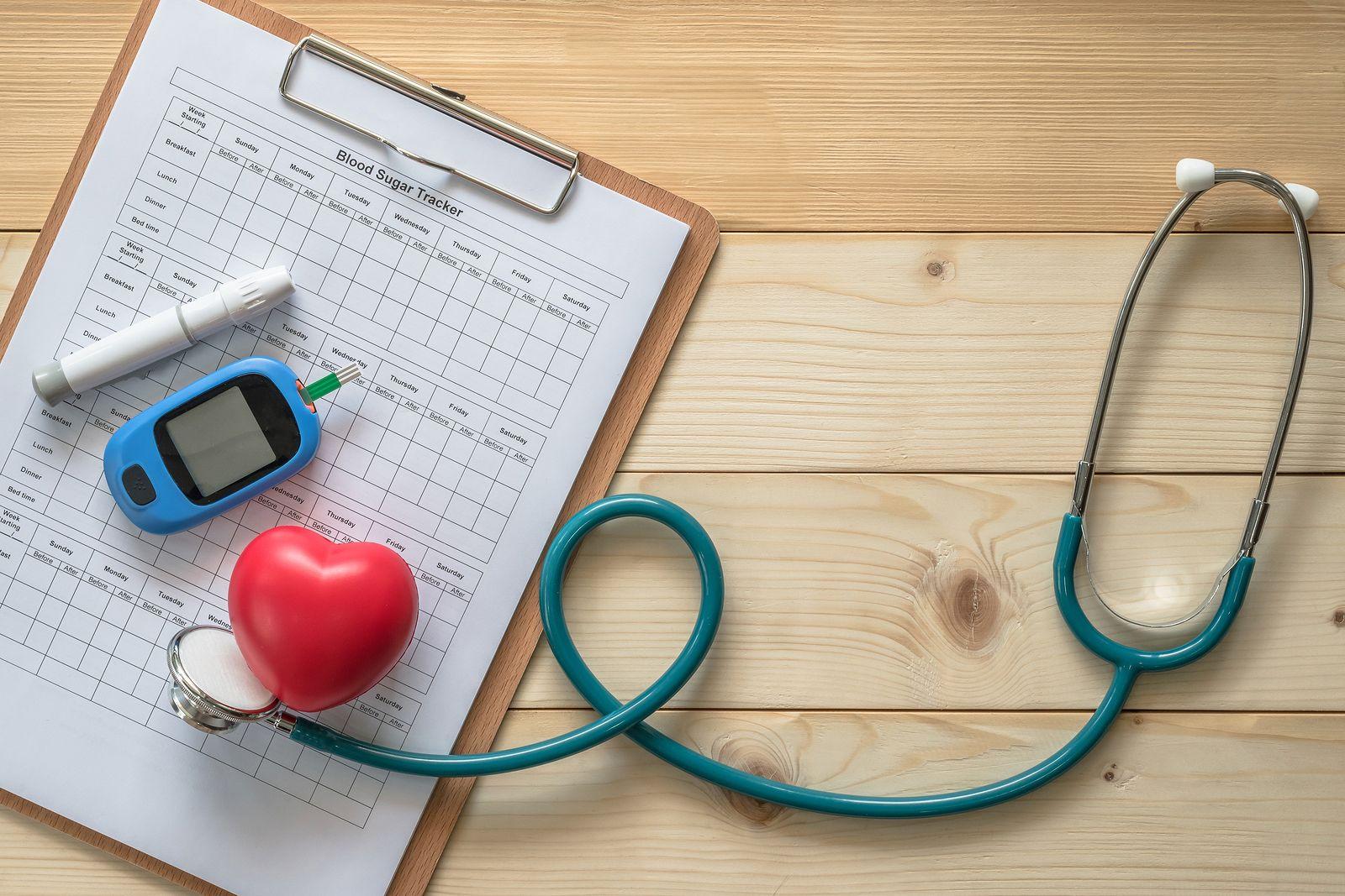 vínculo diabetes y enfermedad cardíaca