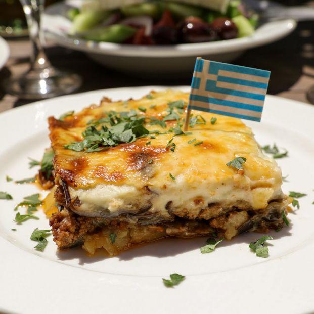 Si quieres animarte a preparar un plato griego, anímate con esta Musaka