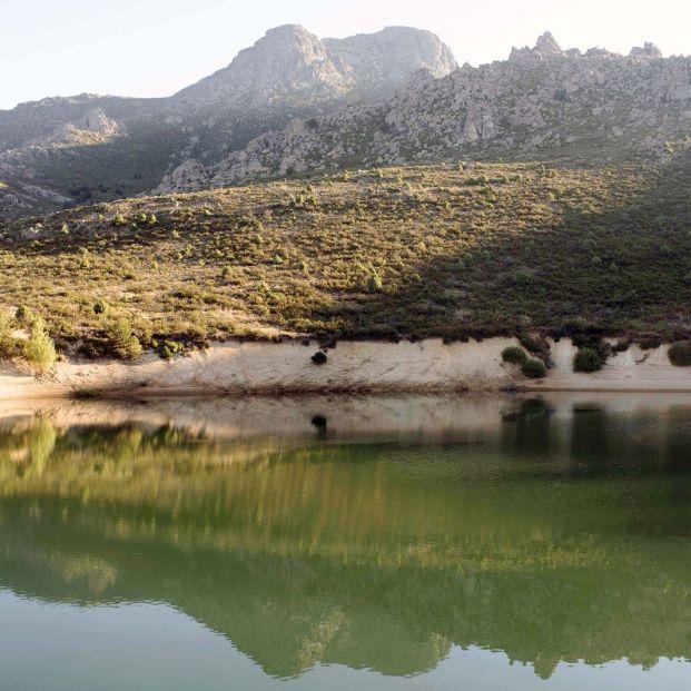 Ruta del Agua de Becerril de la Sierra. Embalse de la Maliciosa