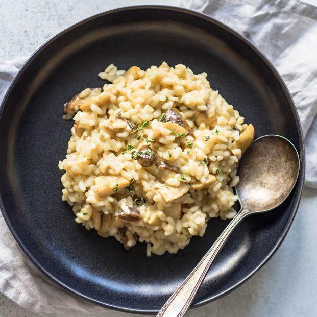 Conseguir el risotto perfecto