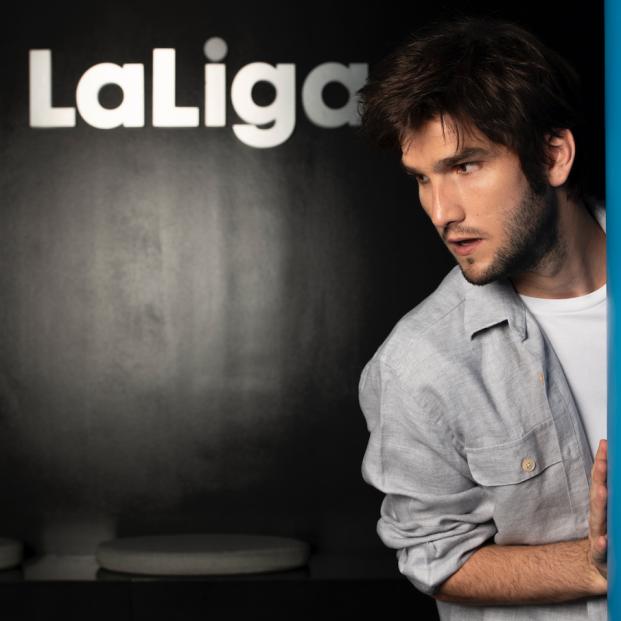 Lucas Vidal en LaLiga