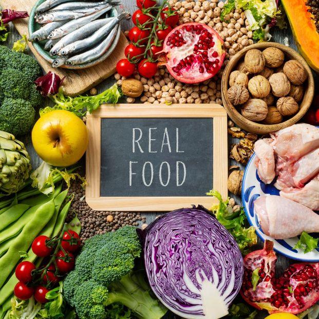 """Aplicación para identificar el """"real food"""""""