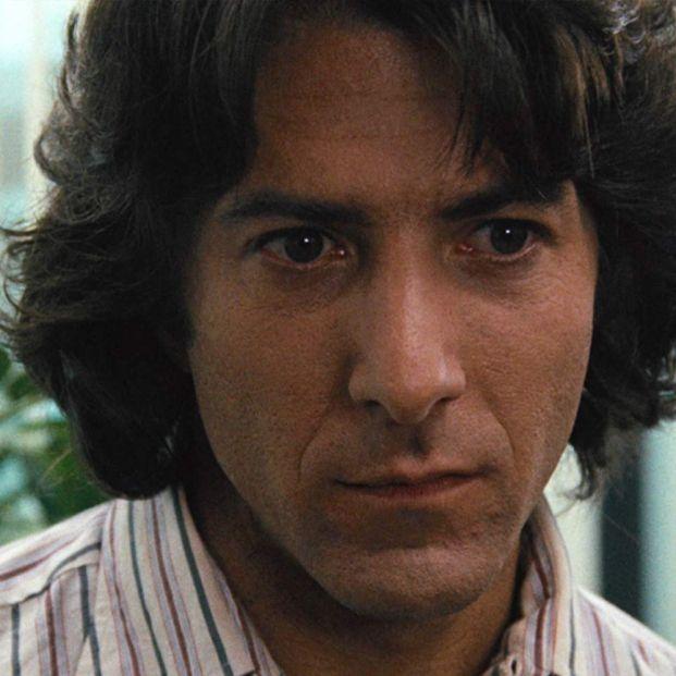 Dustin Hoffman en Todos los hombres del Presidente