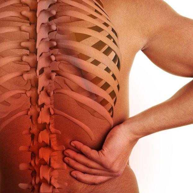 Entrenamiento para los dolores en las dorsales