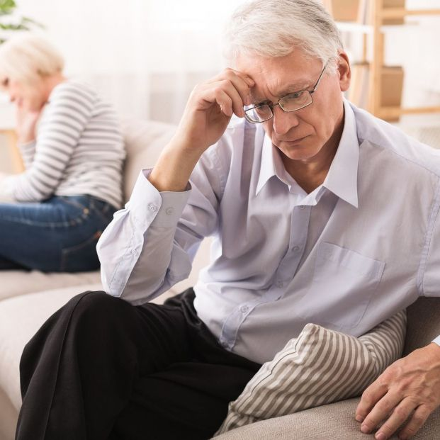 Uno de cada tres divorcios se produce tras más de 20 años de matrimonio
