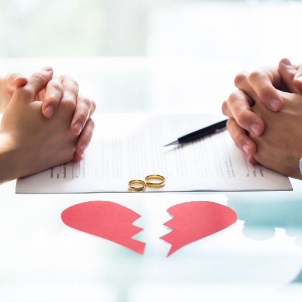 En 40 años los tribunales españoles han tramitado más de 3,6 millones de divorcios y separaciones