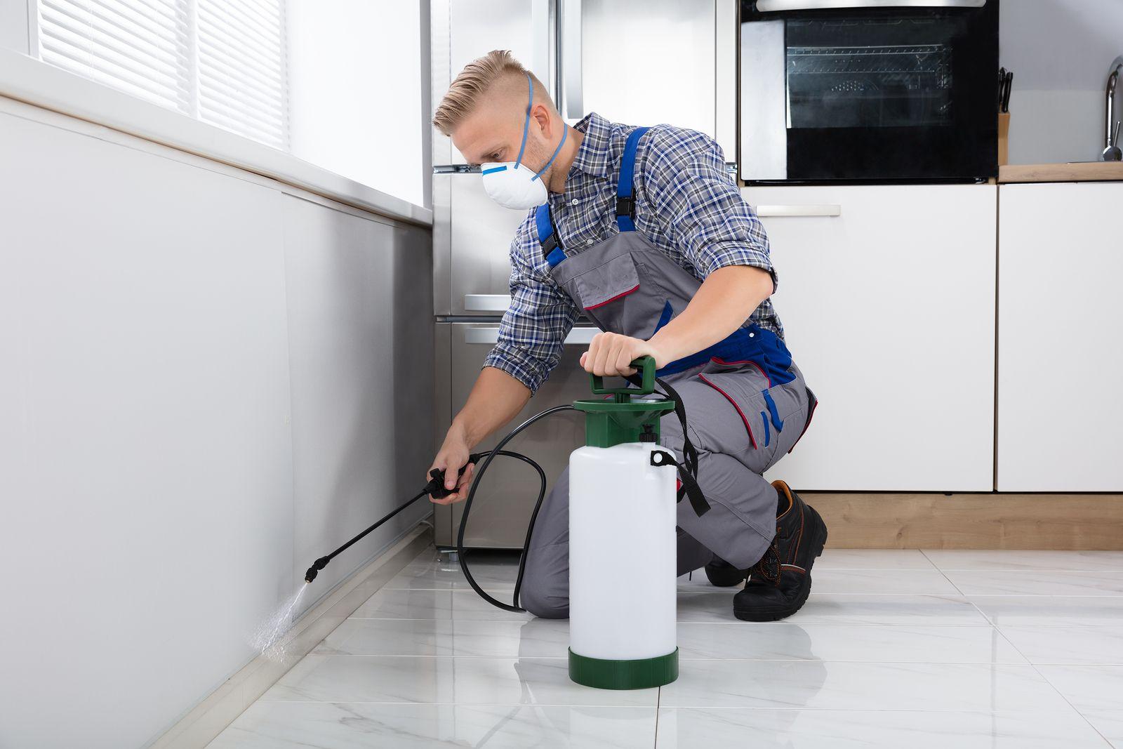 Control de plagas para el manejo de instalaciones