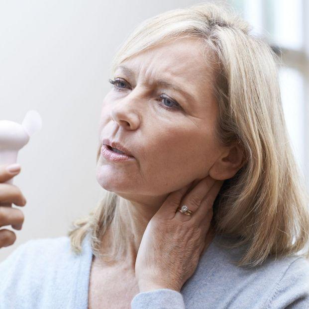 Cómo puedes aliviar los sofocos durante la menopausia