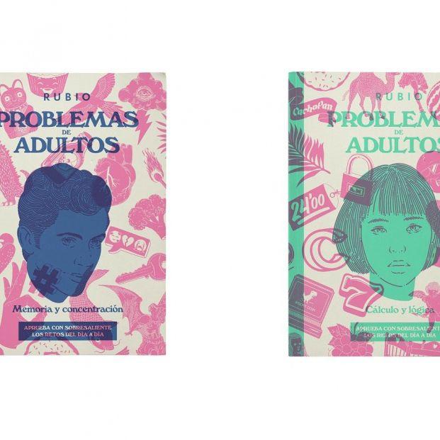 Los cuadernos Rubio para adultos una opción para activar el cerebro con lenguaje y matemáticas