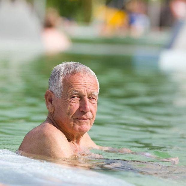 Cloro de la piscina