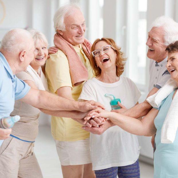 Aumenta la satisfacción con su vida de los españoles mayores de 65 años