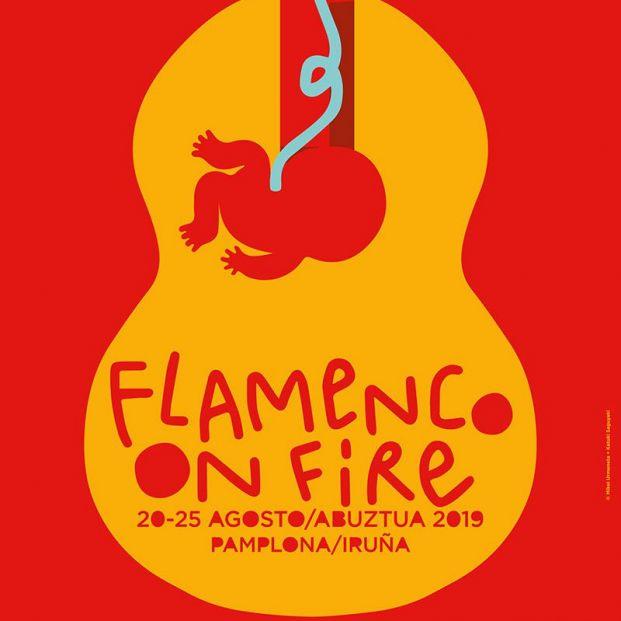 El festival Flamenco On Fire se adueña de Pamplona