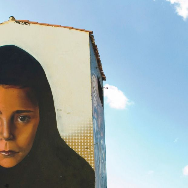 Arte urbano para que lo rural no caiga en el olvido