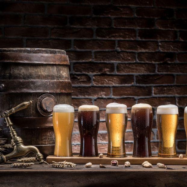 Elabora tu propia cerveza (bigstock)