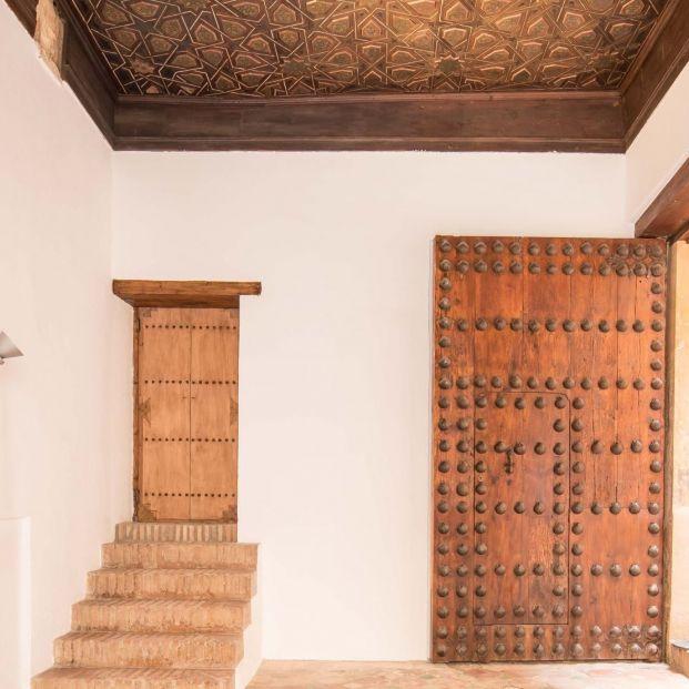 Vestíbulo del Alcázar de la Alhambra de Granada