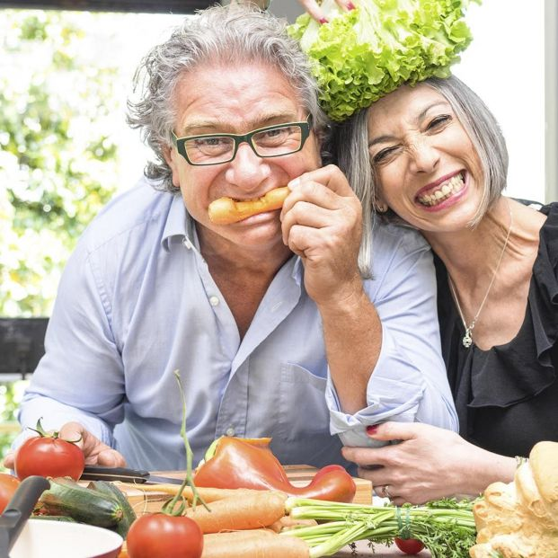 Consumo de verduras en verano