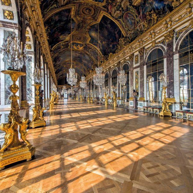 Un mágico recorrido por el palacio de Versalles y sus impresionantes jardines