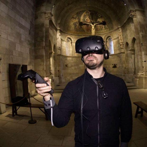Una empresa madrileña crea un programa para ver monumentos en realidad virtual
