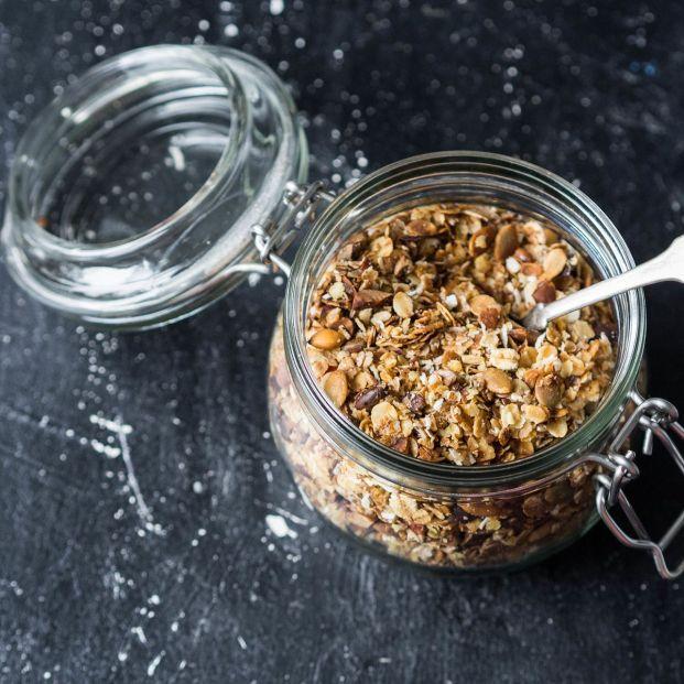 Cómo hacer granola casera en casa para tus desayunos