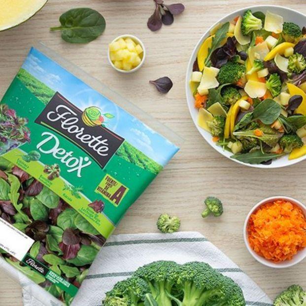 El millonario negocio de las ensaladas frescas envasadas