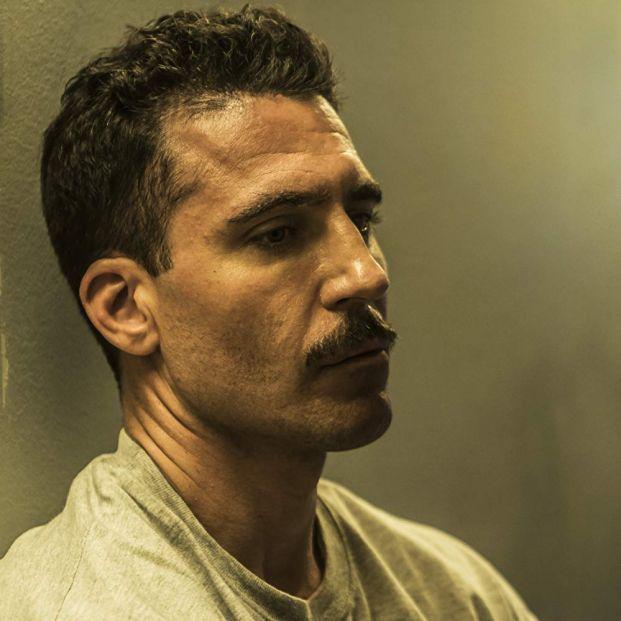 Miguel Ángel Silvestre como Pablo Ibar en En el corredor de la muerte