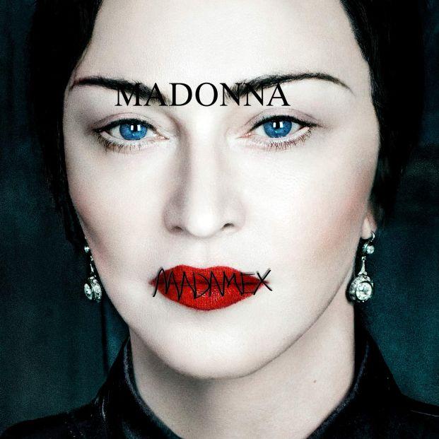 Madonna y su disco Madame x