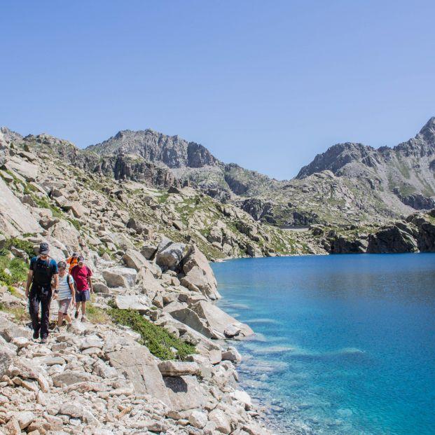 Conoce el Valle de la Fosca y sus más de 30 lagos