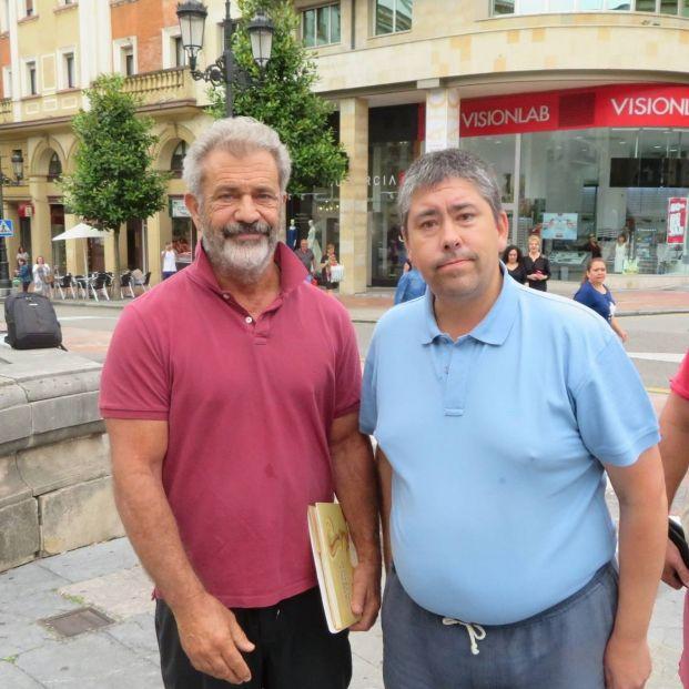 Mel Gibson en Asturias