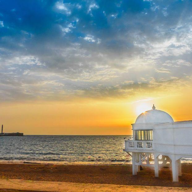 Ruta por las salinas de la Bahía de Cádiz Foto: Bigstock