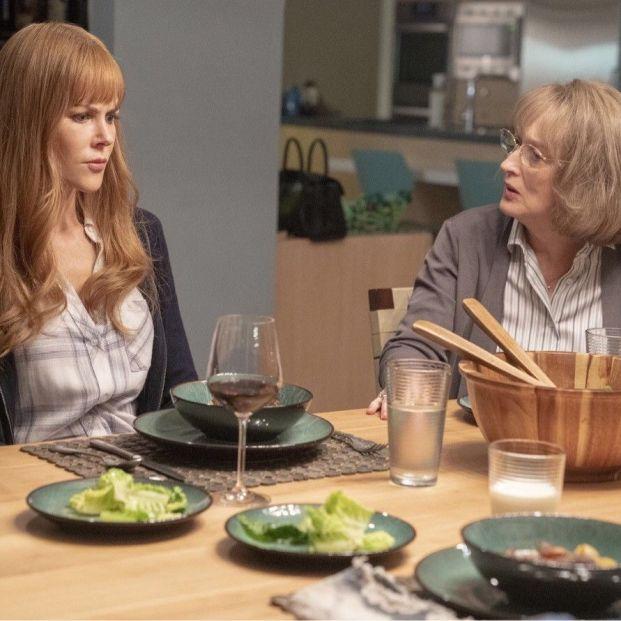 Meryl Streep y Nicole Kidman en el nuevo musical de Netflix