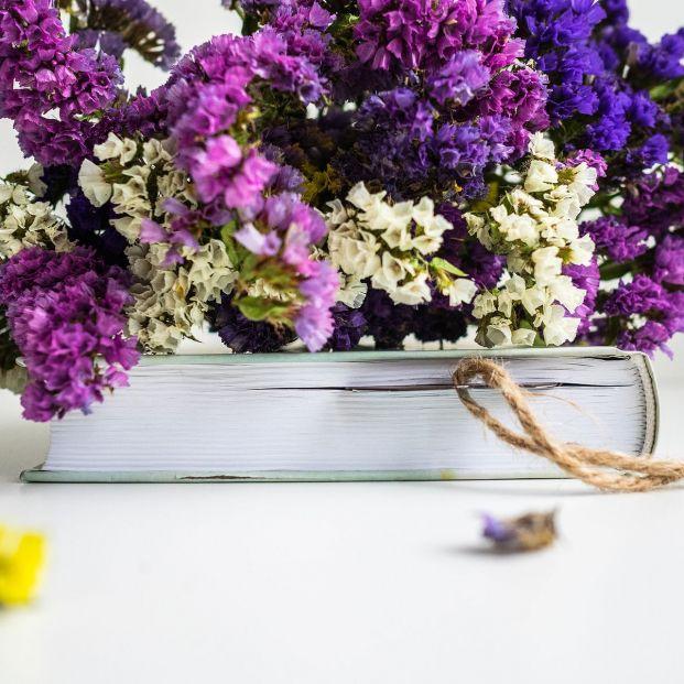 Cómo secar flores correctamente para poder conservarlas