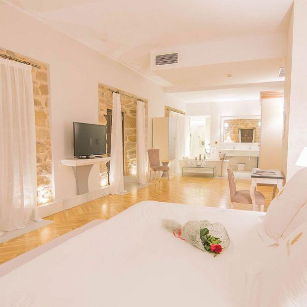 Hoteles en Andalucía para una escapada de lo más romántica