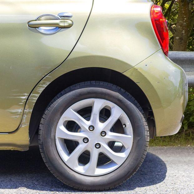 Cómo eliminar en casa las abolladuras de tu vehículo