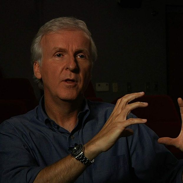 El director de cine James Cameron