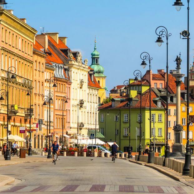 Un paseo para descubrir los encantos de la bella Varsovia