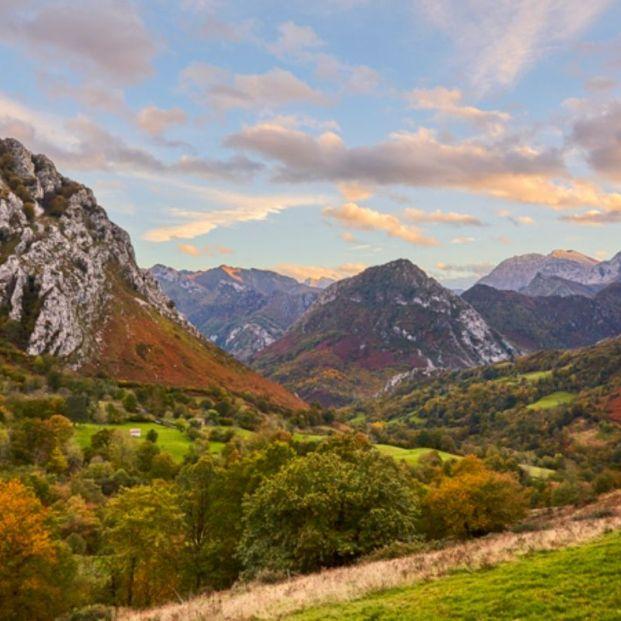 Recorriendo el Parque Natural de Ponga en Asturias