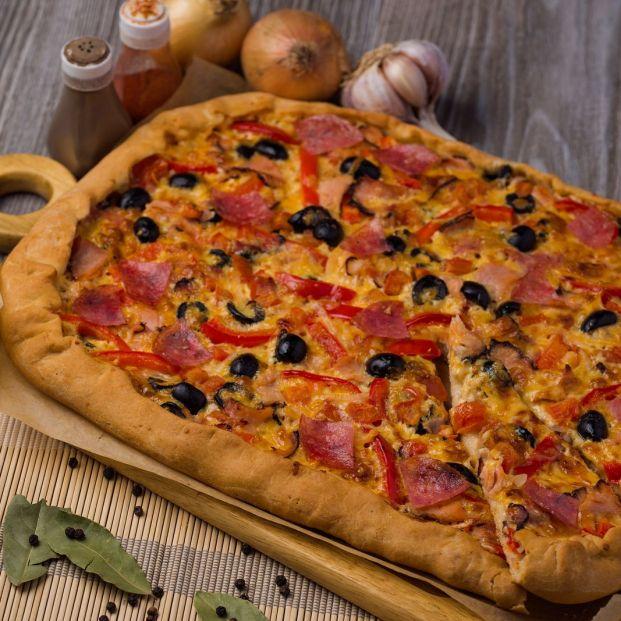 Base de pizza (Bigstock)