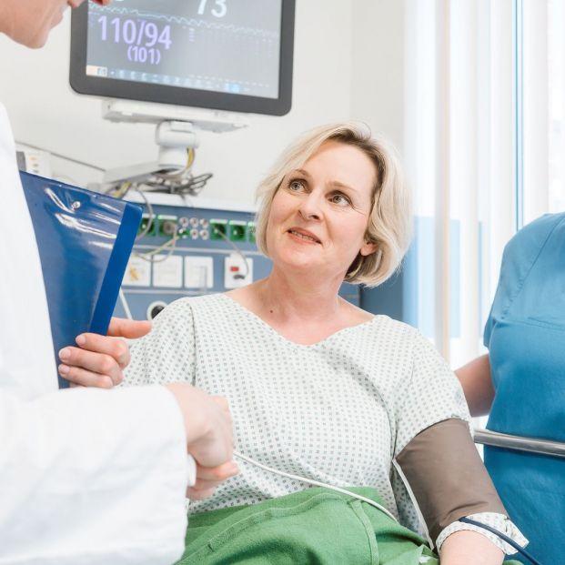 Recuperación de una cirugía cardiovascular