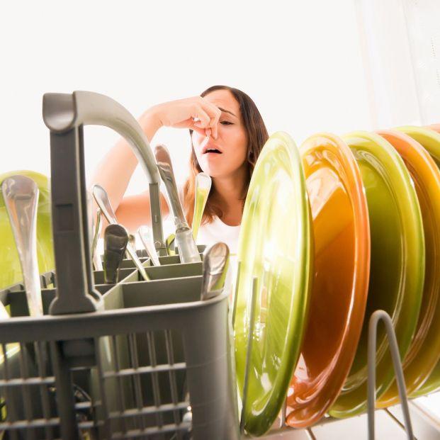 Trucos para acabar con el mal olor del lavavajillas