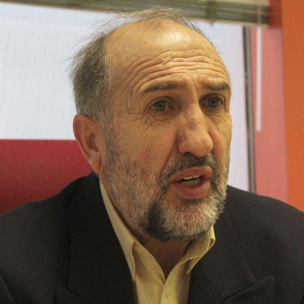 Julián Gutiérrez, secretario general de la Federación de Pensionistas de CCOO.